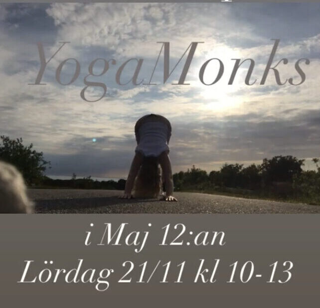 workshop yogamonks